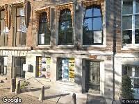 Bekendmaking Aanvraag omgevingsvergunning Herengracht 483
