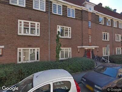 Omgevingsvergunning Theseusstraat 10 Amsterdam