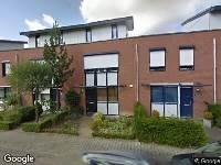 Bekendmaking Schout van Meghenlaan 7, 5237 TB, 's-Hertogenbosch, het plaatsen van een dakopbouw op plat dak achterzijde bestaande woning - omgevingsvergunning -