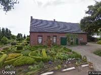 Bekendmaking Verleende omgevingsvergunning met reguliere procedure, het bouwen van een loods, Rijsbergsebaan 3 4836MC Breda