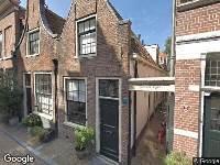 Haarlem, verlengen beslistermijn Groot Heiligland 42, 2018-08842, gedeeltelijk optrekken achtergevel maken dakterras aan achterzijde gebouw (GM 59-0488), activiteit monument, ontheffing handelen in st