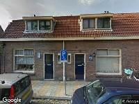 Bekendmaking Gemeente Haarlem - Verwijderen Gehandicaptenparkeerplaats op kenteken - ter hoogte van Damiatestraat 5