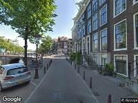 Gemeente Amsterdam - Keizersgracht 456 aanleg gehandicaptenparkeerplaats - Keizersgracht 456