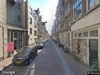 Gemeente Amsterdam -  Bloemstraat 3 wijzigen kenteken gehandicaptenparkeerplaats -  Bloemstraat 3