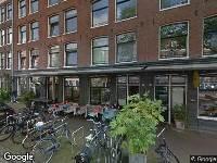 Gemeente Amsterdam - Barentszstraat 171 aanleg laad- en loshaven - Barentszstraat 171