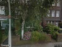 Bekendmaking Omgevingsvergunning - Aangevraagd, Van der Woertstraat 17 te Den Haag
