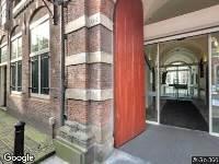 Haarlem, besluit buiten behandeling stellen Groot Heiligland 62, 2018-09163, aanbrengen veiligheidshaken onder bestaande dakpannen. verzonden 15 januari 2019