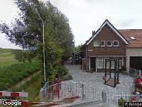 Sloopmelding ontvangen en geaccepteerd voor Koninginnestraat 28 te Nieuw-Namen