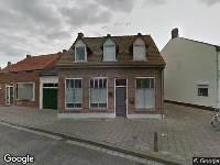 Sloopmelding ontvangen en geaccepteerd voor Cloosterstraat 128 te Kloosterzande
