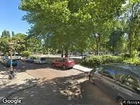Bekendmaking Besluit omgevingsvergunning kap Hobbemakade 116-H (openbare ruimte)