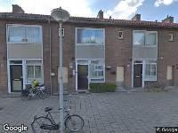 Aanvraag omgevingsvergunning Aart van der Leeuwstraat 21