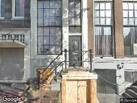 Gemeente Amsterdam - Oudezijds Voorburgwal 270 opheffen gehandicaptenparkeerplaats - Oudezijds Voorburgwal 270