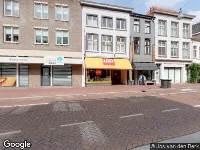 Aanvraag omgevingsvergunning, het realiseren van kamerverhuur, Boschstraat 15 4811GA Breda