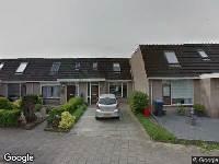 ODRA Gemeente Arnhem - Verleende omgevingsvergunning, maken van een uitweg, Belle van Zuylenstraat 25