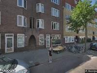 Bekendmaking Besluit omgevingsvergunning reguliere procedure Van Speijkstraat 47H