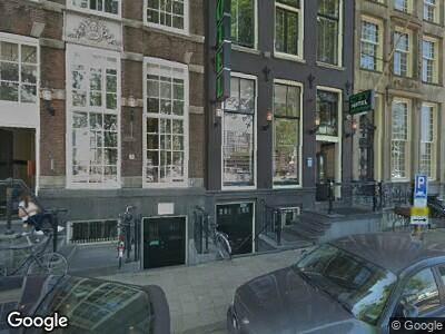 Omgevingsvergunning Prins Hendrikkade 130 Amsterdam