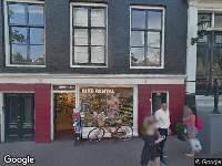 Aanvraag omgevingsvergunning Prinsengracht 156G