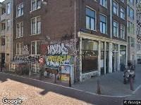 Bekendmaking Aanvraag omgevingsvergunning Prinsengracht 354