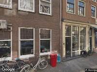 Besluit omgevingsvergunning buiten behandeling gesteld 2e Goudsbloemdwarsstraat 28