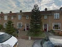 Bekendmaking Gemeente Haarlem - Verwijderen Gehandicaptenparkeerplaats op kenteken - ter hoogte van Roemer Visscherstraat 124