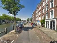 Bekendmaking Verleende Watervergunning voor het uitvoeren van noodmaatregelen om de kade te stabiliseren, ter hoogte van Marnixkade 5, 1015 XL Amsterdam - AGV - WN2018-008059