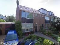 Afgehandelde omgevingsvergunning, het plaatsen van een dakkapel op het voordakvlak van een woning, Utenhamstraat 7 te Vleuten,  HZ_WABO-18-40375