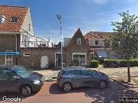 Haarlem, geweigerde omgevingsvergunning Steenbokstraat 34, 2018-08973, uitbreiden woning 1ste verdieping aan achtergevel, ontheffing handelen in strijd met regels ruimtelijke ordening, verzonden 23 ja