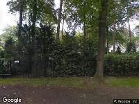 Bekendmaking Ingekomen aanvraag voor een omgevingsvergunning, Duinweg 14 te Bosch en Duin, kappen