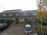Aanvraag omgevingsvergunning, plaatsen van een verhoogde nok op de woning, Max   Ernststraat 8, gemeente Almere