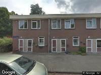 Besluit omgevingsvergunning reguliere procedure terrein Ganzenveldstraat 5