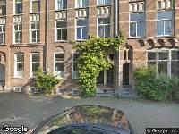 Aanvraag omgevingsvergunning Eerste Helmersstraat 125 H