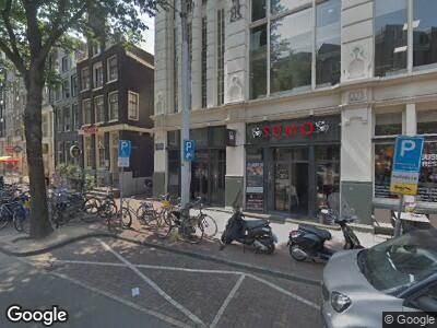 Verkeersbesluit Nieuwezijds Voorburgwal 10 Amsterdam