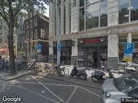 Gemeente Amsterdam - Nieuwezijds Voorburgwal 4 opheffen gehandicaptenparkeerplaats - Nieuwezijds Voorburgwal 4