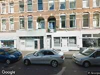 Omgevingsvergunning - Beschikking aanvraag buiten behandeling gesteld, Weimarstraat 295 te Den Haag