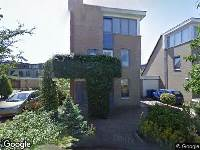 Bekendmaking Gemeente Alphen aan den Rijn - aanvraag omgevingsvergunning: optrekken achtergevel woning, Luchtstraat 36 te Alphen aan den Rijn, V2019/036