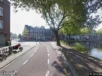 Aangevraagde omgevingsvergunning nabij Crooswijksebocht 3A