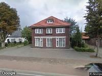 verleende reguliere omgevingsvergunning, Dorpstraat t.h.v. nr, 62 in Luyksgestel, kappen van 2 bomen