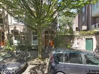 Bekendmaking Aanvraag omgevingsvergunning Nicolaas Maesstraat 118-II