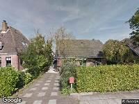 Bekendmaking Aanvraag omgevingsvergunning, bouwen van een schuur, Westmijzerdijk 1, Schermerhorn
