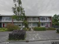 Tilburg, toegekend aanvraag voor een omgevingsvergunning Z-HZ_WABO-2018-04762 Burgemeester Vissersstraat 23 te Tilburg, verbouwen van de woning, verzonden 28januari2019.