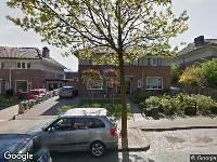 ODRA Gemeente Arnhem - Verleende omgevingsvergunning, bouwen van houten schuur aan zijkant woning, Pontanuslaan 76