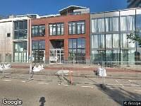 Bekendmaking Aanvraag omgevingsvergunning gebouw Ridderspoorweg 147