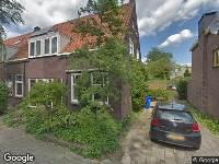 Bekendmaking Verlenging beslistermijn omgevingsvergunning gebouw Jacob Honigstraat 49