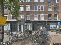Aanvraag onttrekkingsvergunning voor het omzetten van zelfstandige woonruimte naar onzelfstandige woonruimten Daniel Stalpertstraat 53-3