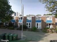Gemeente Rotterdam - gehandicapten parkeerplaats op kenteken - Makreelstraat 53