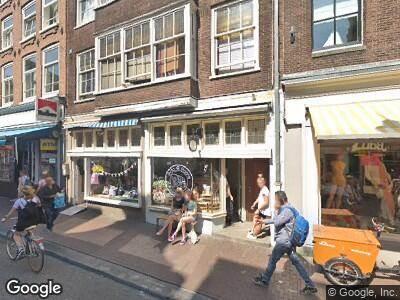 Omgevingsvergunning Haarlemmerstraat 14 Amsterdam