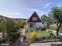 Ontheffing voor het tijdelijk plaatsen van een bouwkraan op de locatie Irenestraat 32, 1756 AK in 't Zand