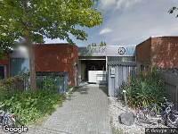 Aanvraag omgevingsvergunning, plaatsen van een luifel boven de garagehefdeur, Andy   Warholstraat 9, gemeente Almere