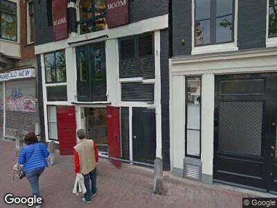 Omgevingsvergunning Prinsengracht 168 Amsterdam