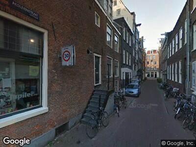 Omgevingsvergunning Rozengracht 160 Amsterdam